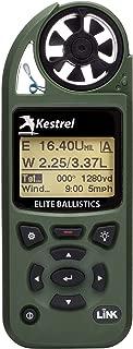 Kestrel Elite Weather Meter with Applied Ballistics and Bluetooth Link, Olive Drab