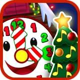 いないいないばあクリスマス時計-クリスマス・カウントダウン - Peekaboo Christmas Toy Clock - Countdown to Christmas!