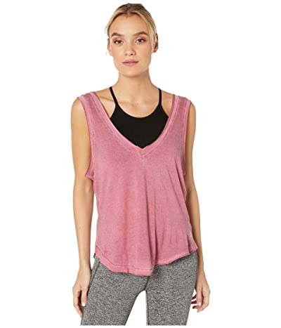 FP Movement Henry Tank Top (Red) Women