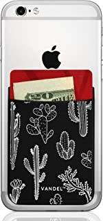 phone card holder with snap