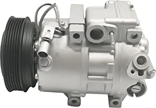 RYC Remanufactured AC Compressor and A/C Clutch FH348 (DOES NOT FIT 2012 Hyundai Santa Fe, OR ANY 2013, 2014, 2015 Vehicles)
