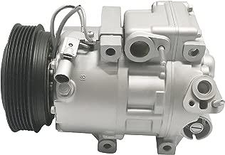 RYC Remanufactured AC Compressor and A/C Clutch FH348