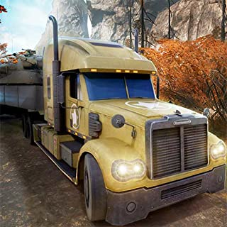 Rules Of Survival Battlefield Kill Shot Bravo Shooting King: World War US Army Cargo Truck driving Battle Simulator 3D Adventure 2018