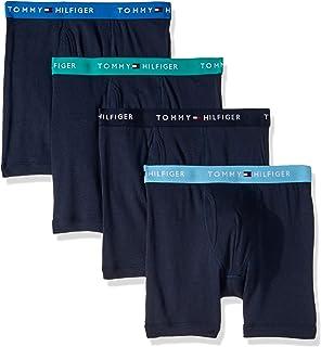 Tommy Hilfiger Men's Cotton Classics 4-Pack Boxer Brief