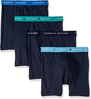 Tommy Hilfiger Men's Underwear Multipack Cotton Classics Boxer Briefs