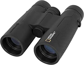 NATIONAL GEOGRAPHIC 80-00842-CP Net Geo Foldable Roof-Prism Binoculars Clam Pack, 8 x 42mm