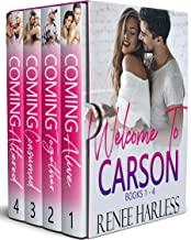 Welcome to Carson: A Contemporary Romance Boxed Set: Books 1-4 (Welcome to Carson Boxset Book 1)