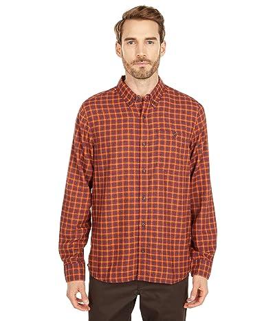 Toad&Co Airsmyth Long Sleeve Shirt (Port) Men