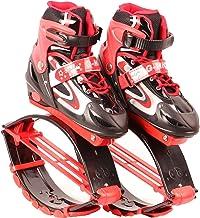 CHHBOXCHH Botas Infantiles De Salto para Fitness,Jumps Rebound Shoes,Jump Shoes Botas , 50 A 70 Kg De Peso,Gravedad Rebote Unisex ,Uso Interior Y Exterior