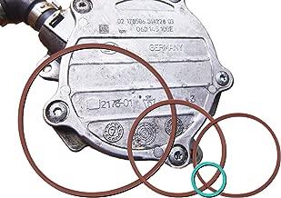 Vacuum Pump Reseal/Rebuild Kit fit 2.0T MKv, B6, 8P, B7 gasket for VW - Jetta, GTI, GLI, Passat 2005-2008.5/Audi - A3, A4, TT 2005-2008.5,replace the number 06D145100H 06D145100E 06D145117.