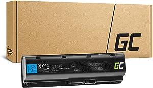 Green Cell Battery MU06 593553-001 593554-001 for HP 250 G1 255 G1 240 G1 245 G1, HP 430 435 450 455 630 631 635 636 650 655 2000 Compaq CQ56 CQ57 CQ58 CQ62 Pavilion G32 G42 G56 G62 DV6-6000 DV7-6000