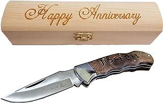 custom knife sheaths with chuck burrows