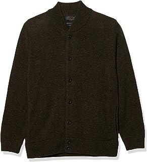 Men's Shetland Cardigan Sweater