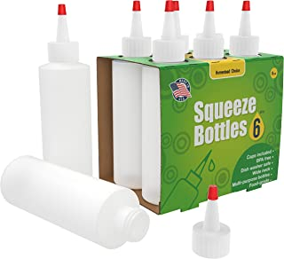 8 oz squeeze bottle