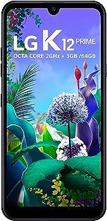 Celular LG K12 PRIME, LG, LMX525BAW.ABRABK, 64GB, 6.26'', Preto