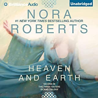 Heaven and Earth: Three Sisters Island Trilogy, Book 2