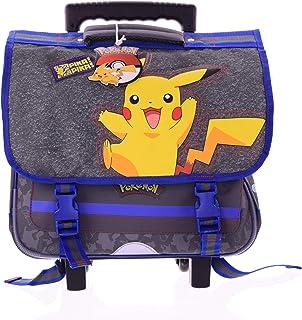 livraison gratuite c2f80 20e24 Amazon.fr : pokemon - Sacs scolaires, cartables et trousses ...