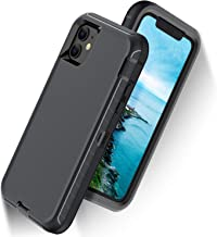 ORIbox Defense Case for iPhone 11, Shockproof Anti-Fall Protective case, Update Strong Protection, Sports Style, Black