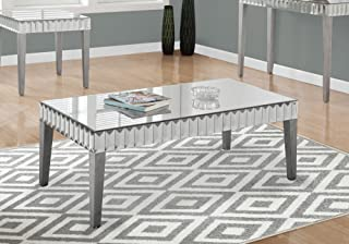 Monarch Specialties I 3720 Accent Cocktail Coffee Table, 48