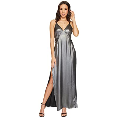 ASTR the Label Raven Dress (Gunmetal) Women