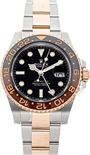 GMT Master II Mechanical (Automatic) Black Dial Mens Watch 126711CHNR (Certified Pre-Owned)