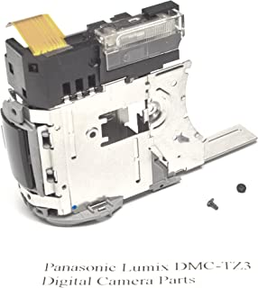 Genuine Panasonic Lumix DMC-TZ3 Flash Battery Compartment USB Cover - Replacement Parts