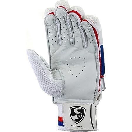 SG VS 319 Spark RH Batting Gloves, Junior (Color and Design May Vary)