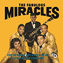Best the miracles the fabulous miracles Reviews
