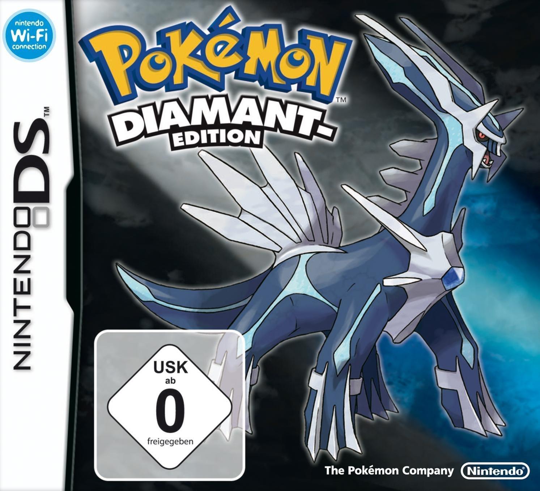 Pokémon Diamant Edition -