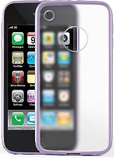 6c77aae0c4f MoEx Funda Protectora OneFlow para Funda iPhone 3G / 3GS Carcasa Silicona  TPU 1,5mm