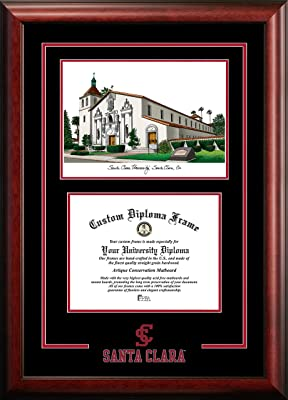 13.5 x 15.5 Campus Images VA999SG Virginia Tech Hokies Spirit Graduate Diploma Frame