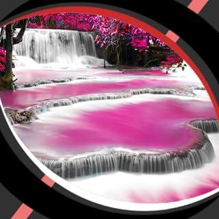 Live Wallpapers - Purple Falls