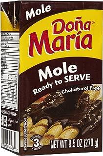 Best dona maria mole ready to serve Reviews