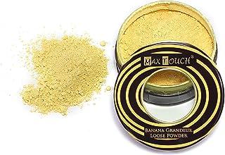 Max Touch Banana Grandeur Loose Powder MT-2445 (Color No. 1)