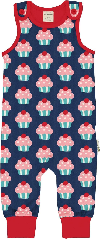 Maxomorra Playsuit Cupcake