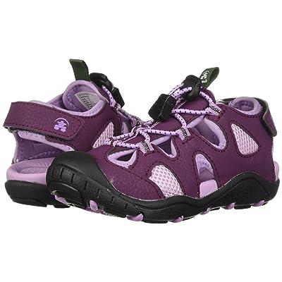 Kamik Kids Oyster 2 (Toddler/Little Kid/Big Kid) (Dark Purple) Girls Shoes