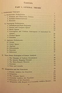 Linear Operators, Part 1: General Theory (Pure and Applied Mathematics, Vol. 7)