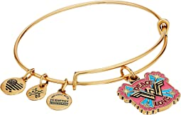 Alex and Ani - Wonder Woman, Peace Love Bangle