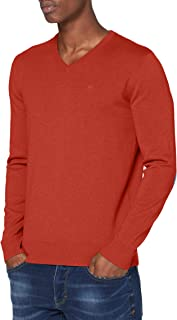 TOM TAILOR Men's Basic V-Neck T-Shirt