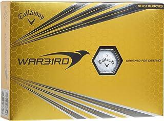 Callaway 2019 Warbird Hex Aerodinamics® Mens Golf Balls-Designed for Distance