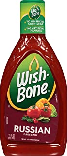 Wish-Bone Salad Dressing, Russian, 15 Ounce