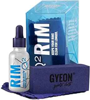 GYEON Quartz Rim Sealant | Advanced Quartz Coating for Wheel Finishes - 30 ml