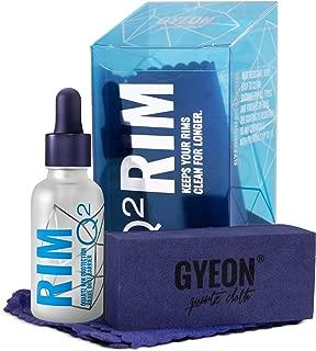 gyeon wheel coating