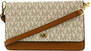 Michael Kors Women's Convertible Crossbody Bag Leather Cross Body