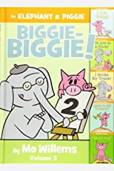 An Elephant & Piggie Biggie Volume 2! (An Elephant and Piggie Book) Hardcover