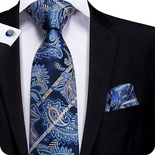 Corbatas Azules: Amazon.es