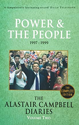 Diaries Volume Two: Power and the People: 2