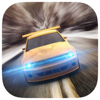 Arctic Ridge Frost Racing : 3D Real Action of Accelerated Drift Car Racer
