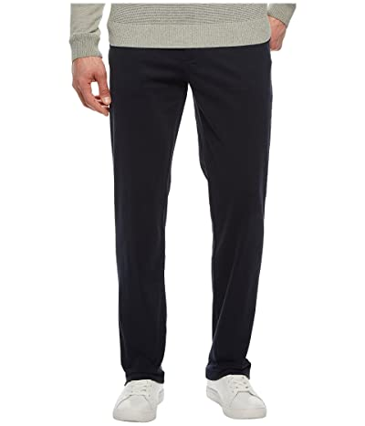 Nautica Classic Fit Stretch Deck Pants (True Navy) Men