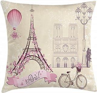 Amazon.es: Torre Eiffel Fundas Cojines y accesorios